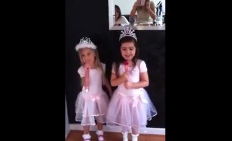 Little Girl Covers Super Bass