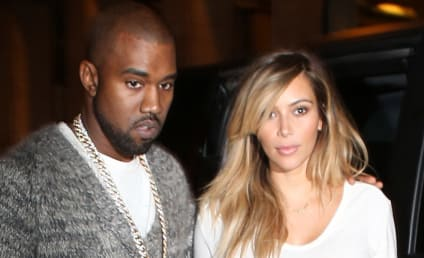 Kanye West to Kim Kardashian: No Plastic Surgery!!!