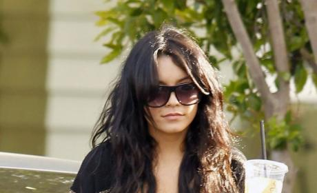 Vanessa Hudgens: Sex Tape Shopping