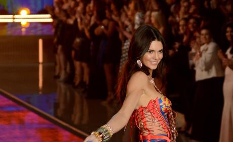 Kendall Jenner for Victoria's Secret