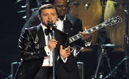 Jessica Biel Gushes Over Justin Timberlake Performance, Tit-Like Brits