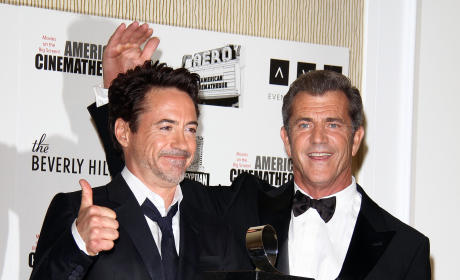 Robert Downey Jr. Calls for Forgiveness of Mel Gibson