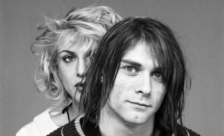 "Kurt Cobain Was ""F*%king Well Hung"" Courtney Love Reveals For No Reason"