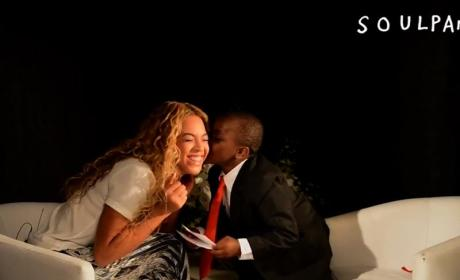 Kid President Meets, Impresses Beyonce: Watch Now!