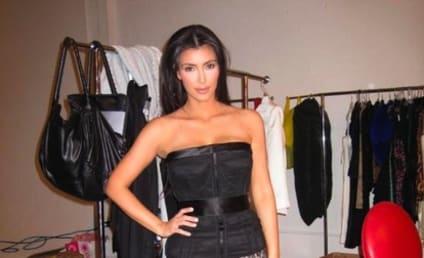 Kim Kardashian Kovers Ocean Drive Magazine