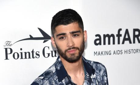 Zayn Malik Cancels Peformance Due to Severe Anxiety