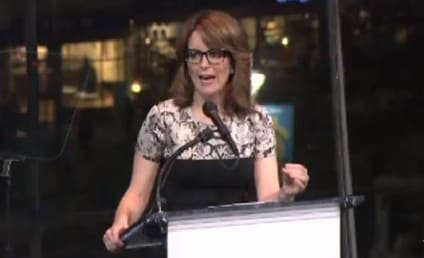 Tina Fey Goes Off on Todd Akin, Politicians Who Define Rape