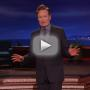 Conan O'Brien Pushes to End Assault Rifle Sales