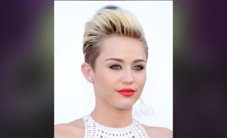 Miley Cyrus: In the Hospital, In Tears