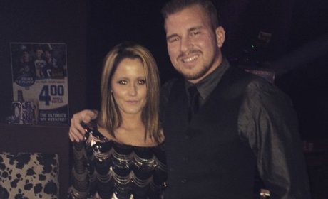 Jenelle Evans, Nathan Griffith Begin Wedding Planning!
