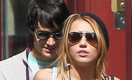 Miley Cyrus and Liam Hemsworth: Off Again