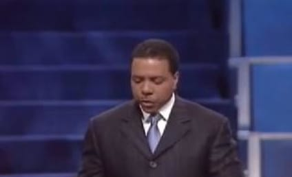 Creflo Dollar, Atlanta-Based Televangelist, Arrested for Fight with Daughter
