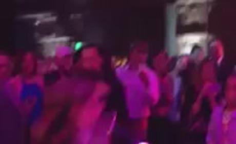 Quvenzhane Wallis Dances Off Against MTV Movie Awards Attendee [Video]