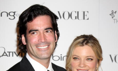 Amy Smart and Carter Oosterhouse: Engaged!