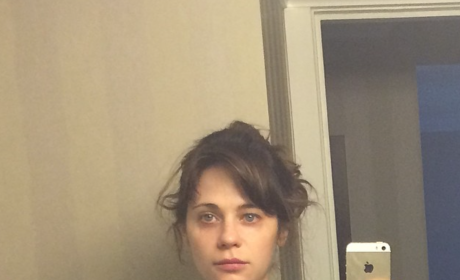 Zooey Deschanel: No Makeup, No Filter