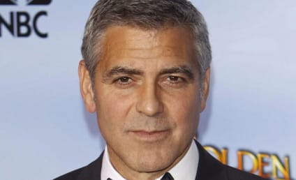 "George Clooney Plans ""X-Rated"" Bachelor Party With Strippers and Booze For All!"