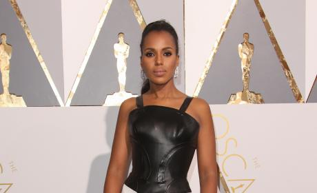 Kerry Washington at the 2016 Oscars