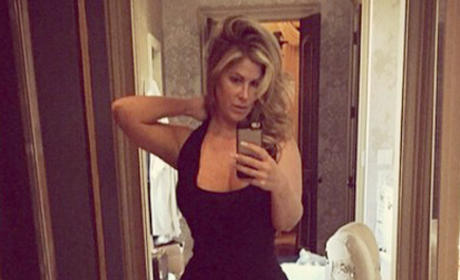 Kim Zolciak, Legs Photo