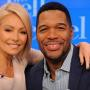 Kelly Ripa and Michael Strahan Together