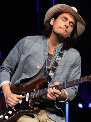 John Mayer, Eyes Closed