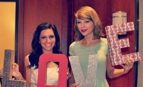 Taylor Swift Crashes Bridal Party in Ohio: See the Pics!