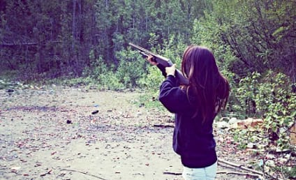 Bristol Palin Posts Gun Photo, Fires (Verbal) Shots at SCOTUS, Lena Dunham