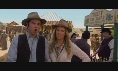 A Million Ways to Die in the West Trailer: Living Up to its Morbid Billing!