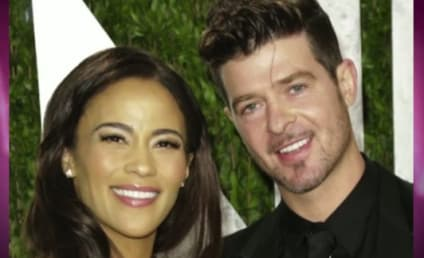 Robin Thicke and Paula Patton: It's OVER!