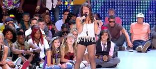 "Jennel Garcia Gets ""Sweeter"" on The X Factor"
