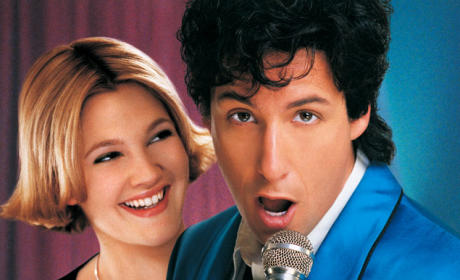 Drew Barrymore on Adam Sandler: We Looked Like the Worst Blind Date!