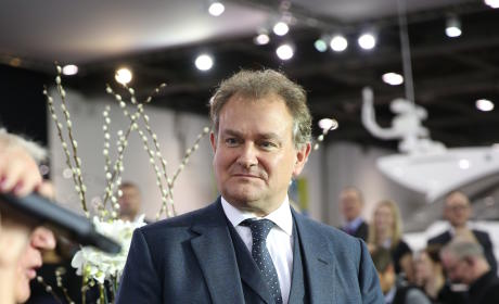 Hugh Bonneville: The 2016 London Boat Show