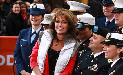 Sarah Palin Aims to Inspire Women, Hates on Selfies