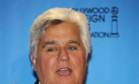 Jay Leno Close Up