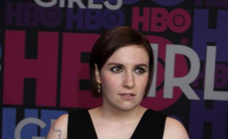 Lena Dunham: Not Engaged! Not Basic!