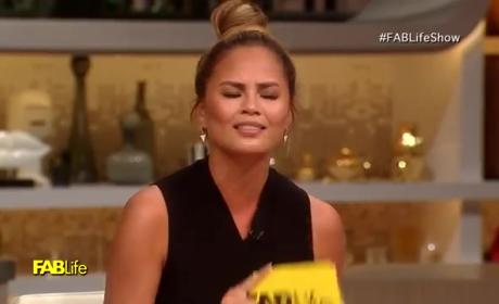 Chrissy Teigen Reveals Fertility Struggles, Encourages World to Butt Out