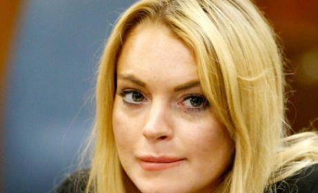 Lindsay Lohan Needs a Lawyer ASAP!