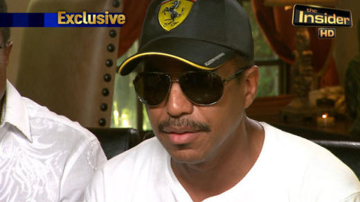 Marlon Jackson on The Insider