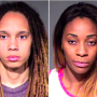 Brittney Griner and Glory Johnson Mug Shots