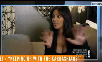 Kim Kardashian Gushes Over Post-Birth Vagina: It Looks Great!