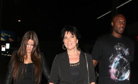 Lamar Odom Insists on Prenup; Khloe Kardashian Wedding to Be a Fake?