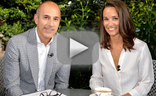 Pippa Middleton Today Show Interview