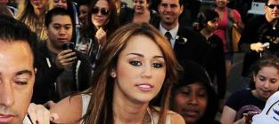 Make room for Miley!