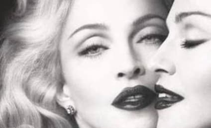 Madonna Truth or Dare Fragrance Ad: Major Cleavage Alert!