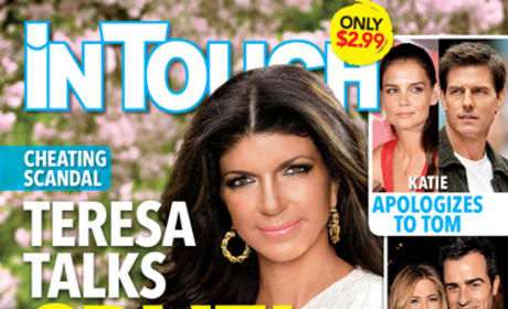 Teresa Giudice Threatens to Divorce Husband