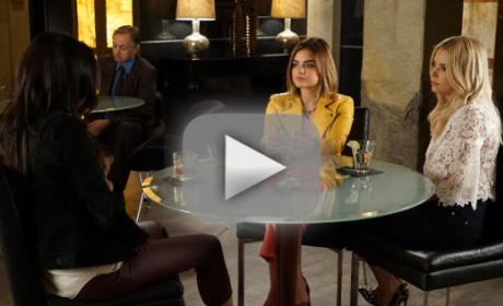 Pretty Little Liars Season 6 Episode 16 Recap: Sickly Secrets