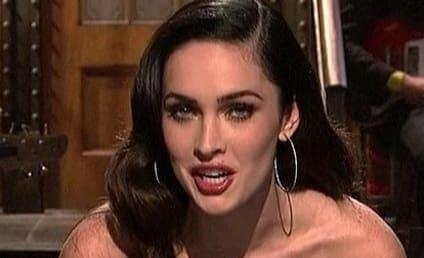 Megan Fox: Saturday Night Love Photos, Monologue
