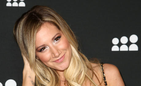 Happy 28th Birthday, Ashley Tisdale!