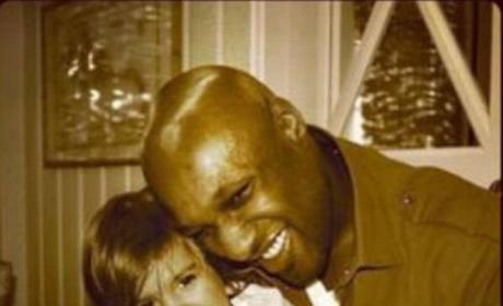 Lamar Odom and Mason