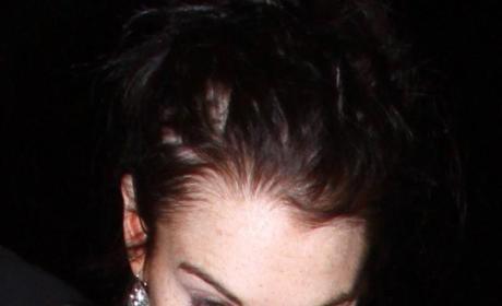 Lindsay Lohan Has Junk in Trunk, Everywhere Else