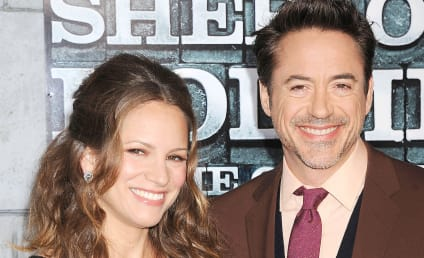 Robert Downey Jr. Welcomes a Baby Boy!